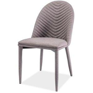 Diong stol - Metall/grå