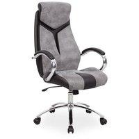 Rihanna kontorsstol - Svart/grå