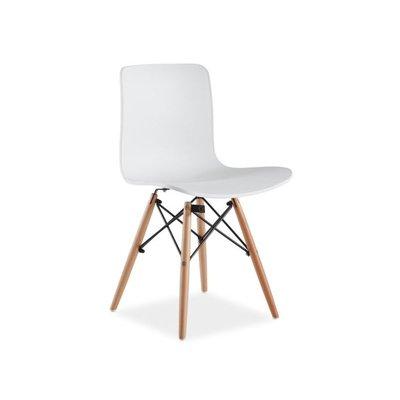 Nesto stol - Vit/bok