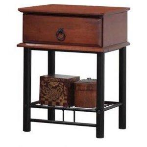 Sängbord Brea - Antik körsbär & 1095.00