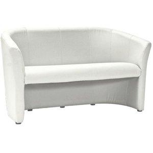 Charity 3-sits soffa - Vit