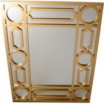 Spegel Natalia - Guld