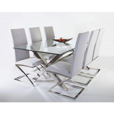 Maine matgrupp - Bord inklusive 6 st stolar