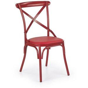 Stol Omar - Röd