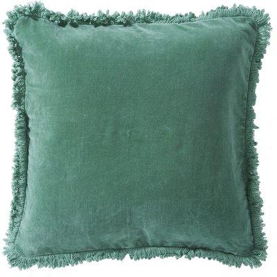 Chanda prydnadskudde - Grön