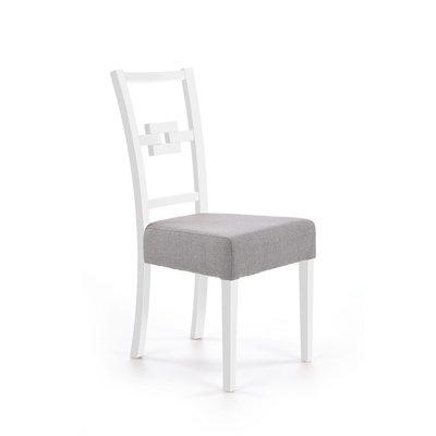 Peder matstol - Ljus grå/vit
