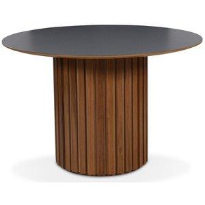 Matisse Perstorp runt matbord - Ek / Mörk virrvarr