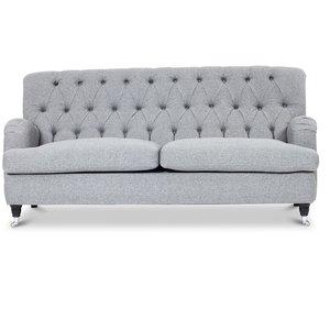 Howard Barkley 2.5-sits soffa - Valfri färg!