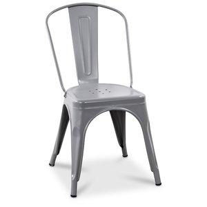 Stol Montreux - Matt grå
