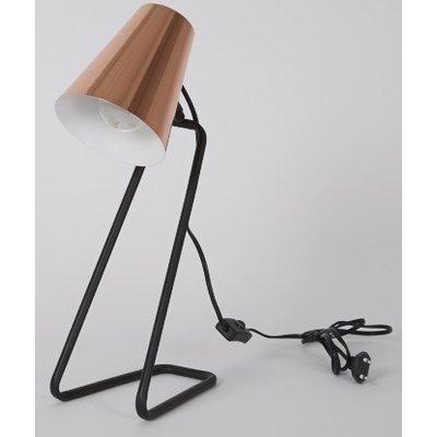 Rebell Bordslampa - Koppar / svart