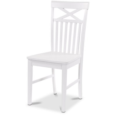 Sander stol - Vit