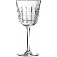 Christal d'arques Rendez vitvinsglas i kristall - 6 st