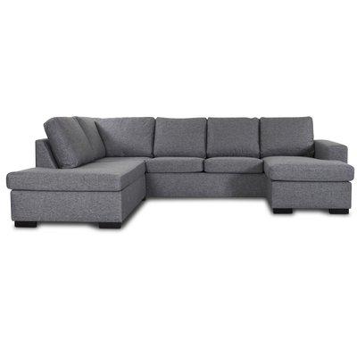 Solna U-soffa 304 cm - Vänster