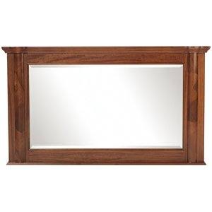 Mozart Spegel 145 x 85 cm - Valnöt