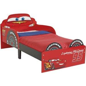 Cars barnsäng - Röd