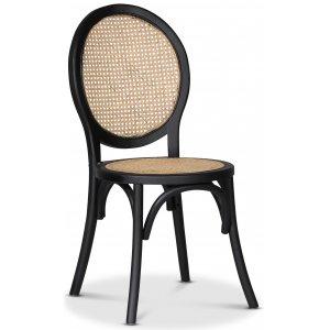 Källsby stol - Rotting/svart
