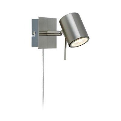 Hyssna Vägglampa - Stål