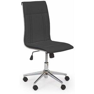 Joselyn skrivbordsstol - Svart (Konstläder)