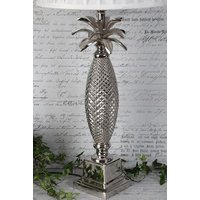 Fruit Bordslampa 60cm - Silver