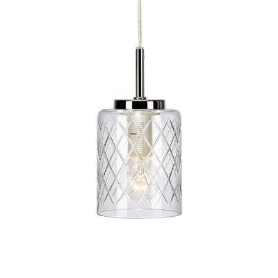 Layney Fönsterlampa - Krom/Klarglas