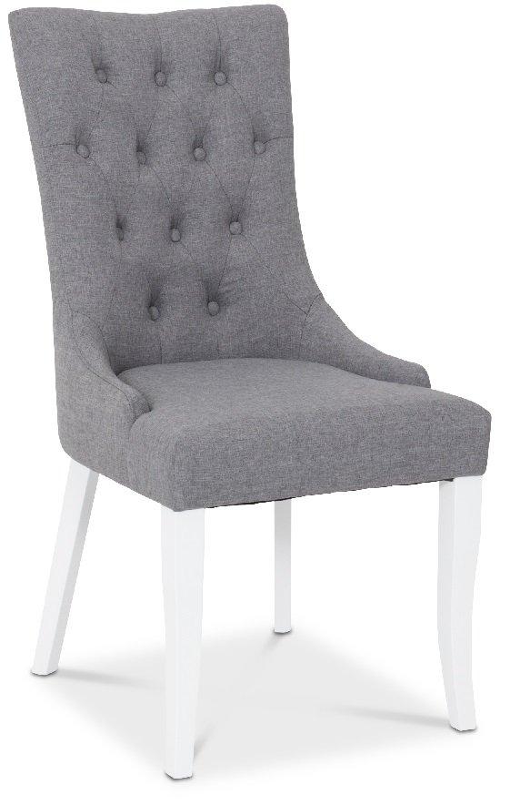 Populära Tuva Denise stol - Grå - 1595 kr - Trendrum.se NJ-24