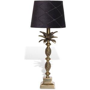 Delight bordslampa Ananas - Mässing
