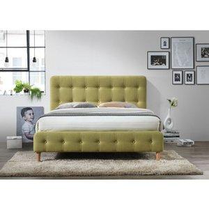 Addyson sängram 160x200 cm - Grön