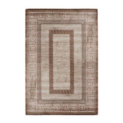 Maskinvävd matta Palmira - Brun