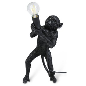Monkey Bordslampa H40 - Svart