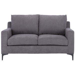 Venestad 2-sits soffa - Mörkgrå