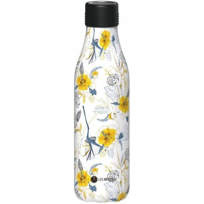Bottle Up vattenflaska - Blommigt mönster