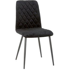 Saint stol - Svart sammet