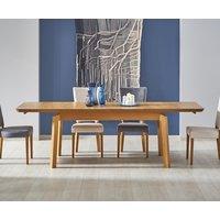Jerrold matbord utdragbart 160-250 cm - Ek