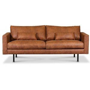 Landö 2,5-sits soffa - Cognac