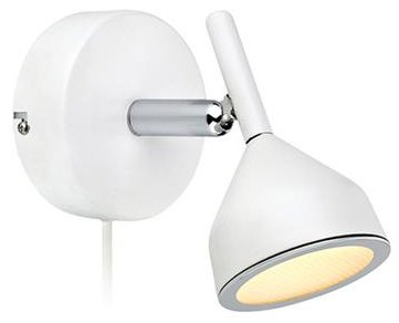 Bell Vägglampa - Vit