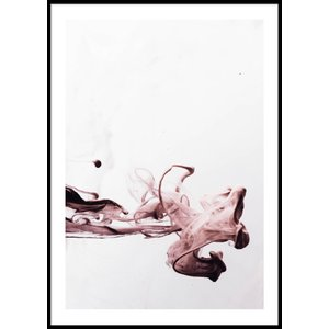 DUSTY PINK No 2 - Poster 50x70 cm