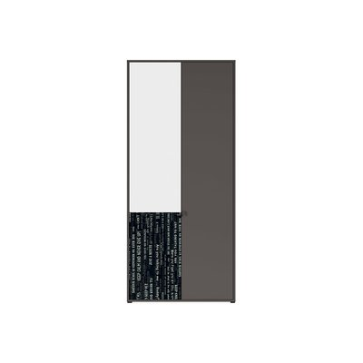 Link garderob - Grafitgrå