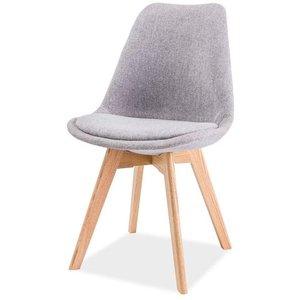 Katelynn stol - Ljusgrå