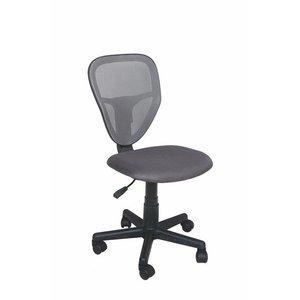 Burhan skrivbordsstol - Grå