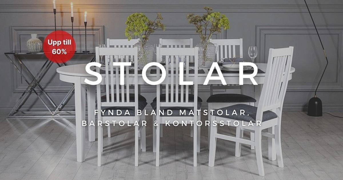 Sköna matstolar & köksstolar hittar du hos trendrum.se