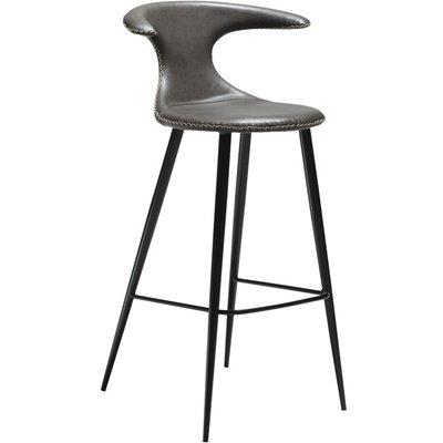 Flair barstol - vintage grå