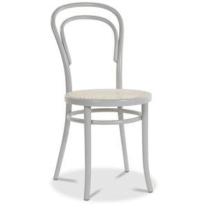 Thonet Stol No14 By Michael Thonet - Grå