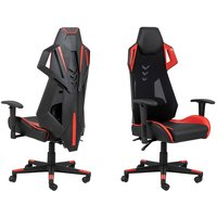 ROG Evolution Gamingstol - Svart/röd
