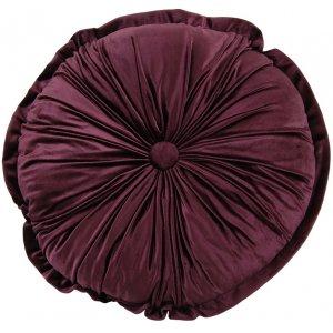 Chester kudde Ø45 cm - Purple