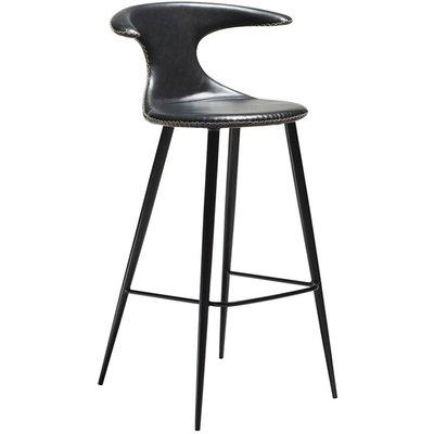 Flair barstol - Vintage svart