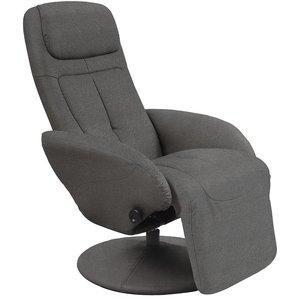 Berit reclinerfåtölj - Mörkgrå