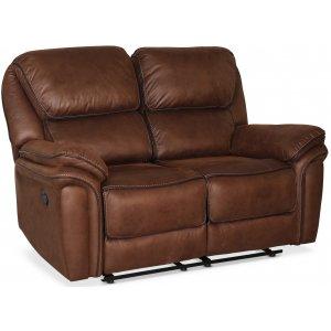Riverdale recliner soffa 2-sits - Mocca
