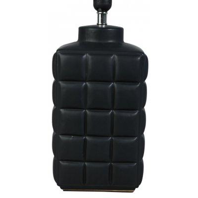 Chess lampfot H40 cm - Svart