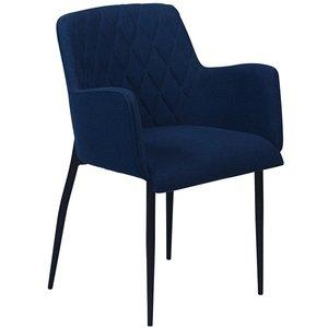 Rombo karmstol - Midnatt blå