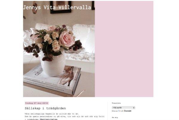 Jennys Vita Villervalla